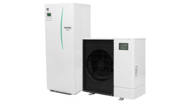 Mitsubishi Electric Ecodan vesi-ilmalämpöpumppu